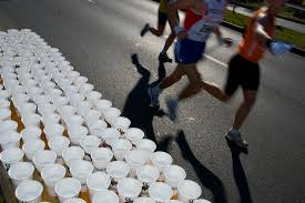 race hydration stations