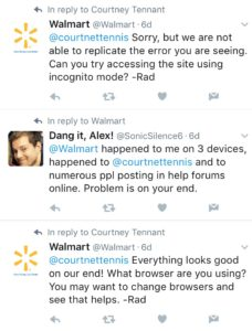 walmart photo twitter customer service